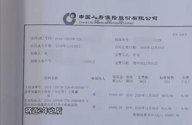 在中國人壽投保兩年,罹患肺癌竟然被協商只賠25000,這合理嗎 - 每日頭條