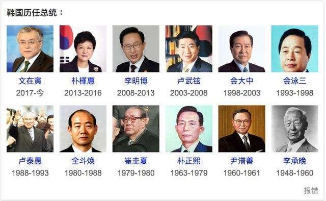 韓國最危險的職業,歷任總統全部下場悲慘,無一善終 - 每日頭條