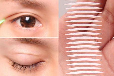 不通過手術。內雙如何變成雙眼皮? - 每日頭條