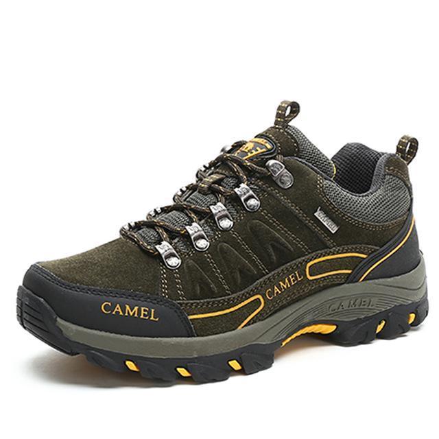 戶外愛好者力薦的防滑登山鞋 - 每日頭條