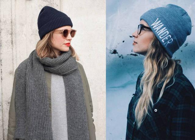 保暖又好凹造型。冬季6款帽子。你的臉型最適合哪種? - 每日頭條