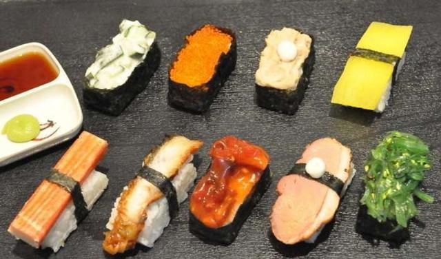 教你認「高逼格」壽司中的佼佼者。哪一款是你最愛的壽司? - 每日頭條