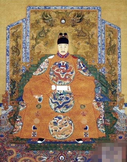 大明十六帝畫像,華裳華服,漢家本色,是不是比滿清皇帝帥 - 每日頭條