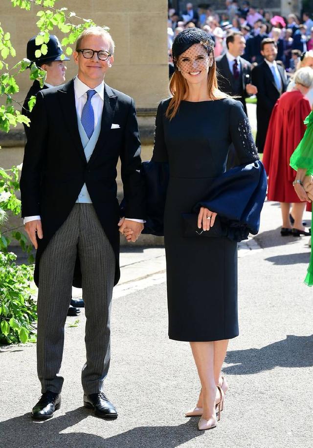 看英國皇室婚禮學穿搭!婚禮明星來賓學優雅得體穿搭造型 - 每日頭條