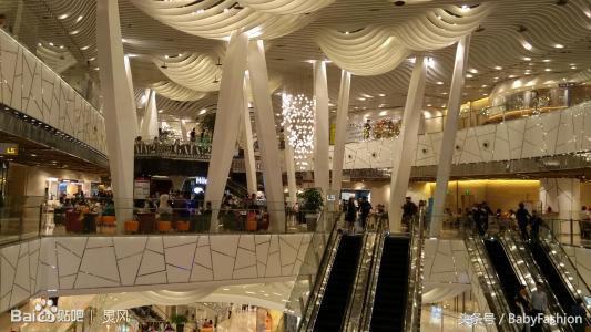 盤點上海最時尚的10個購物中心 - 每日頭條