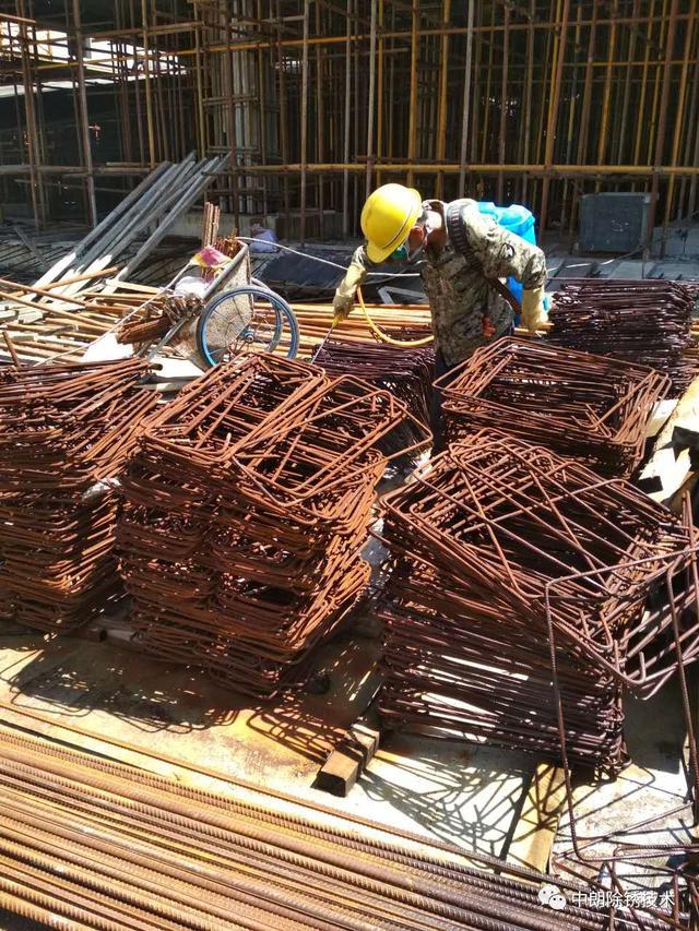 簡單常用的鋼筋除銹鋼板除銹方法有哪些? - 每日頭條