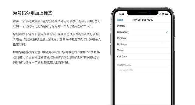 iPhone XS的雙卡雙待怎麼用?蘋果中國給了一份使用指南 - 每日頭條