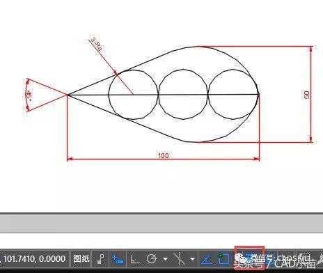 CAD中如何設置線寬的顯示和列印? - 每日頭條
