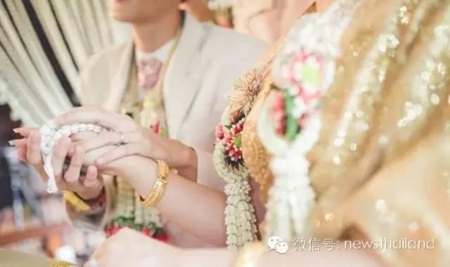 走進濃郁佛教色彩的泰國婚禮 - 每日頭條