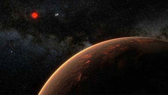 「地球的孿生哥哥」 距離我們僅4光年 - 每日頭條