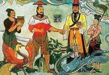 遠古時代的三國演義——中華文明起源探秘(3·基因篇) - 每日頭條