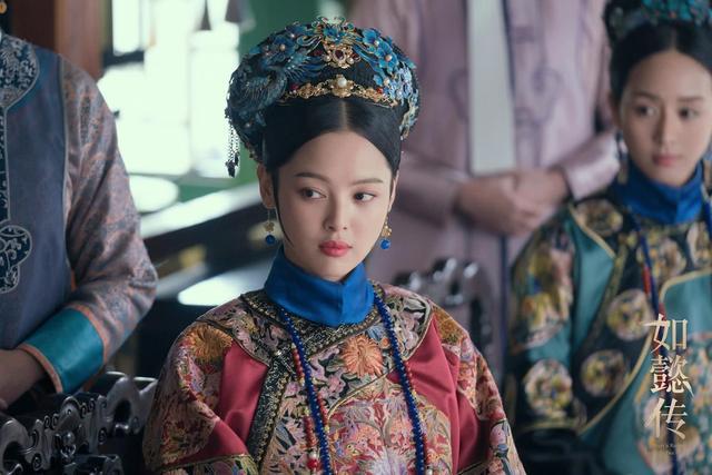 清宮劇里的滄海遺珠——不該被低估的《如懿傳》 - 每日頭條