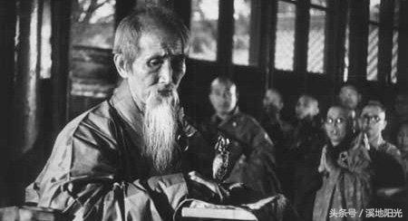 壽翁源考(2)——紅塵內外的虛雲禪師 - 每日頭條
