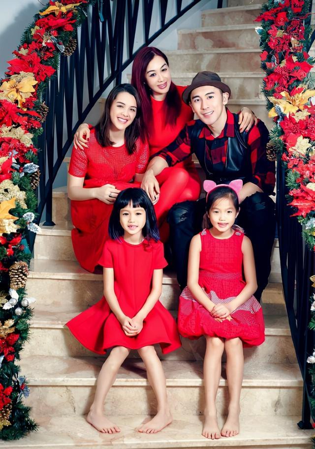 鍾麗緹3段婚姻3個女兒3種格調,顏值遞增,小女兒有望繼承美貌 - 每日頭條