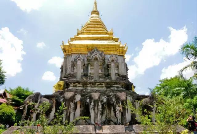 泰國旅遊攻略,清邁寺廟 - 每日頭條