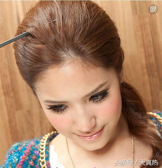 扎馬尾導致前額禿了怎麼辦 這個方法拯救你的髮際線 - 每日頭條