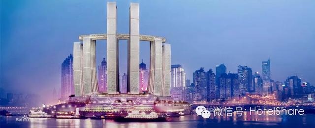 重慶210億建巨型帆船酒店。朝天門崛起新地標 - 每日頭條
