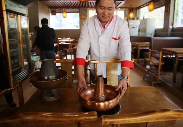 治污減霾禁燒木炭 京味銅火鍋改用電磁爐 - 每日頭條