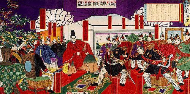 甲午戰爭前朝鮮抗擊日軍事件:雲揚號事件 - 每日頭條