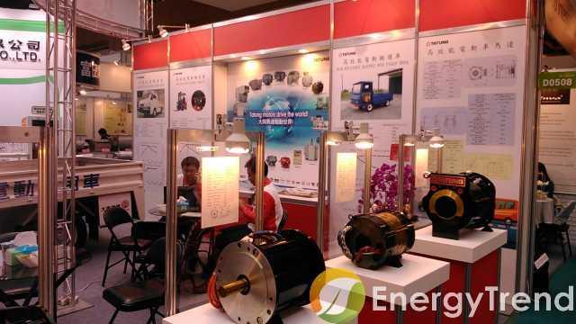 2015臺灣國際電動車展 充電樁與電池技術備受矚目 - 每日頭條