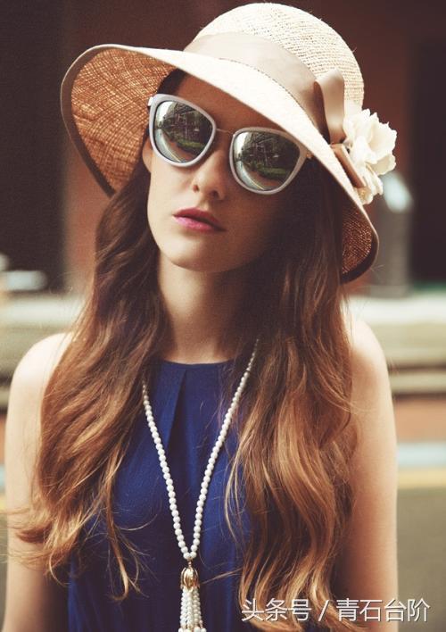 根據臉型選擇適合自己的帽子 - 每日頭條