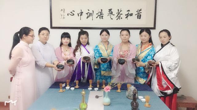 高級茶藝師培訓考證 10月茶藝精修班 - 每日頭條