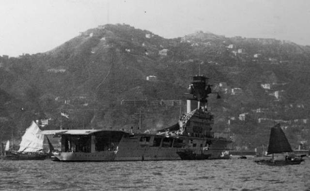 97香港回歸英國將駐港戰艦留給菲律賓,葫蘆里賣的什麼藥? - 每日頭條