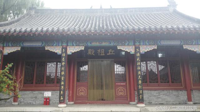 淄博姜太公祠:姜子牙72歲遇周文王,人生從此開始波瀾壯闊! - 每日頭條