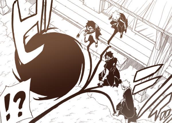 博人傳漫畫39話:強敵打敗鳴人佐助,自來也當臥底報仇? - 每日頭條