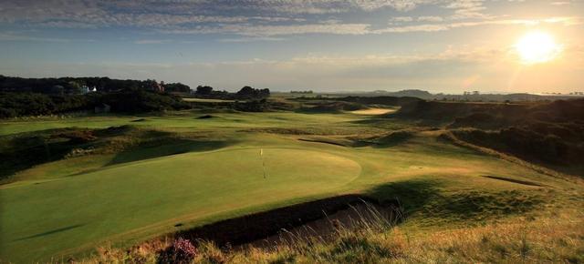 蘇格蘭Top 10 高爾夫球場朝聖最全指南 - 每日頭條