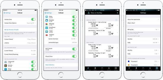 手機流量總是不夠用?iOS系統省流量指南 - 每日頭條