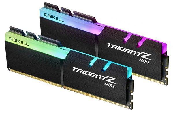 終於突破瓶頸G.SKILL 芝奇 發布 DDR4 16GB 「幻光戟」高速內存套裝 - 每日頭條