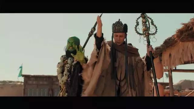 《齊天大聖·萬妖之城》介於真實與虛幻之間的「西遊記」 - 每日頭條