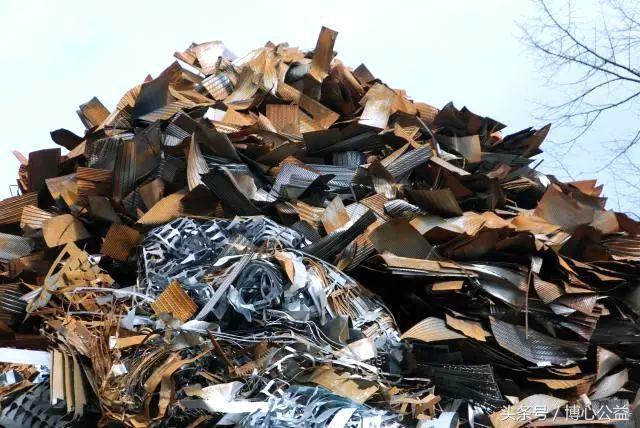 洋垃圾不準入中國了,你知道洋垃圾的產業鏈嗎? - 每日頭條