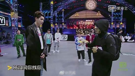 中國有嘻哈面具男是歐陽靖?會被淘汰嗎?歐陽靖個人資料影視作品 - 每日頭條