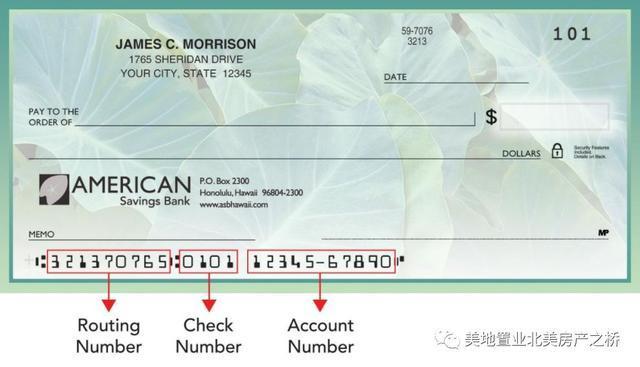 實用指南 | 圖文詳解各類「美國支票」的申購,填寫及兌現方法 - 每日頭條