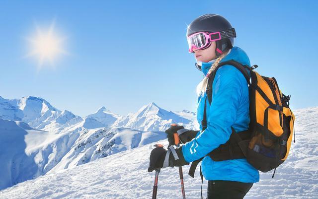 戶外登山是一項很好的運動。冬季登山裝備一定要精挑細選 - 每日頭條