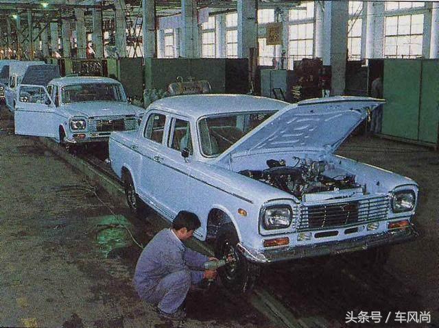 上世紀60年代。那時候的中國國產轎車都有哪些? - 每日頭條