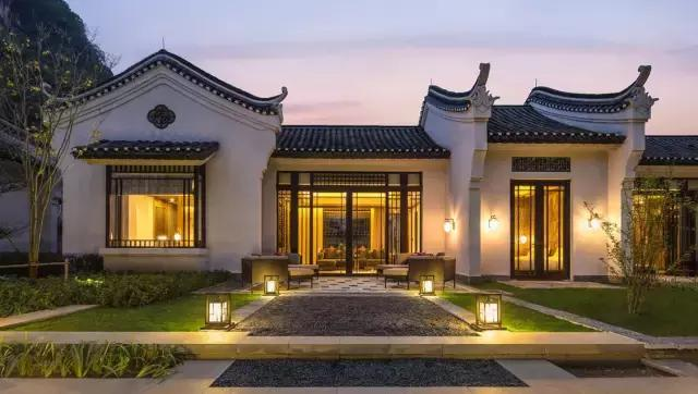中式酒店典藏版 50家最美中式酒店 - 每日頭條