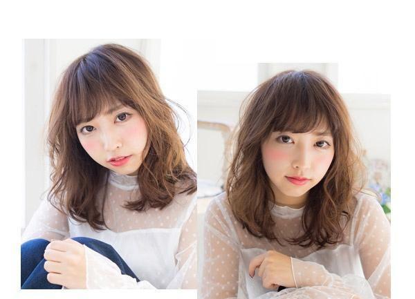 2019流行髮型女中長發,時髦顯氣質(收藏 起來) - 每日頭條