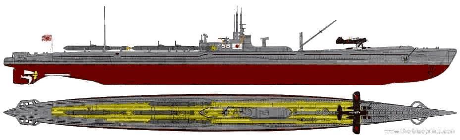 日本在90年前就發展出水下航母,曾組建水下艦隊卻作用不大 - 每日頭條