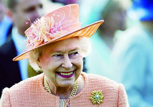 伊莉莎白二世稱王63年 - 每日頭條
