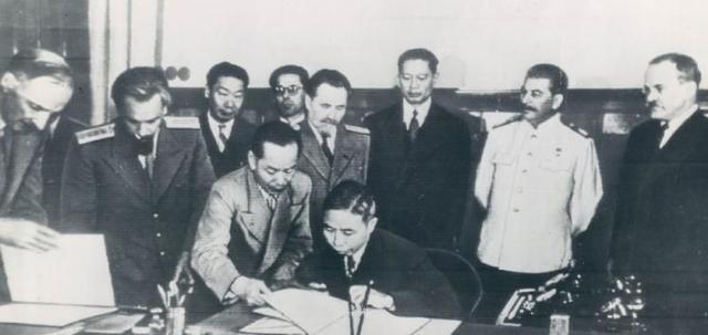 《中蘇友好同盟條約》給蘇聯哪些利益?國民政府為何會同意呢? - 每日頭條