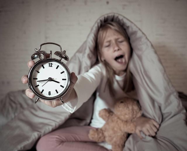 晚上睡不著,早上醒得早? - 每日頭條
