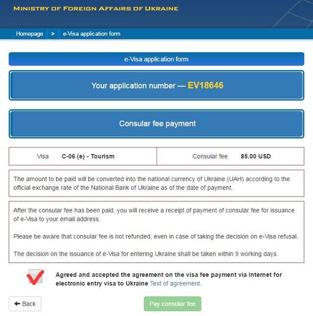 「收藏貼」2019烏克蘭電子簽證 辦理流程 - 每日頭條