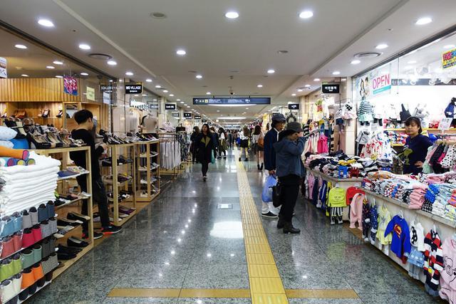 韓國逛街好去處,首爾3大地下購物街推薦 - 每日頭條