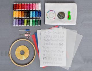 荷花繡花手帕手工製作 一針一線的美 - 每日頭條
