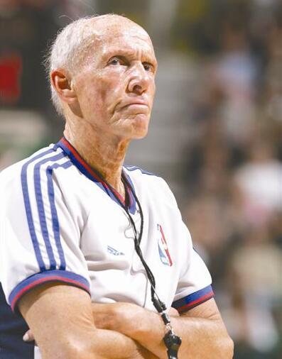 精彩NBA之裁判往事,這些名哨你知道多少? - 每日頭條