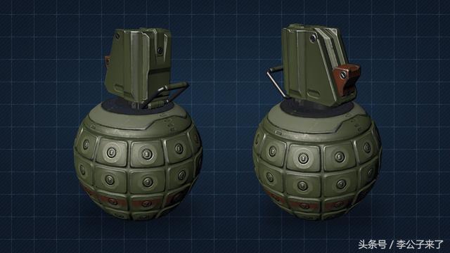 美國陸軍花40年研究的新型手榴彈問世 - 每日頭條