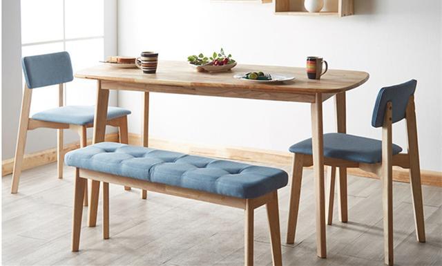 tall table and chairs for kitchen white cast iron sink 餐廳最重要的家具組合 設計造型時尚簡潔 幾款大氣簡約的家居餐桌椅組合 讓你的餐廳瞬間變得高大上